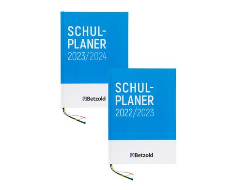 Betzold Schulplaner 2020/2021, DIN A4 plus