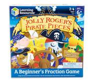 Piraten Bruchrechenspiel
