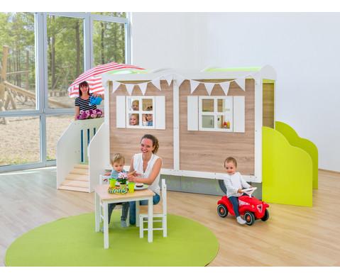 EduCasa Kinder Bauwagen-2