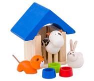Puppenhaus Haustiere