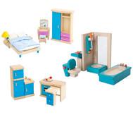 Puppenhausmöbel Set 1