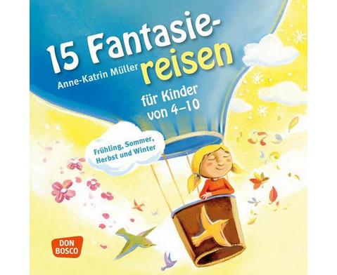 Fantasiereisen CD