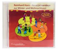 CD - Neue Lichtertänze zur Winter- und Weihnachtszeit