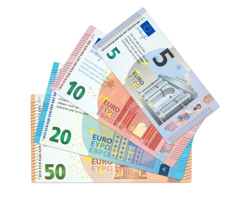 50 Euro Ergaenzungssatz