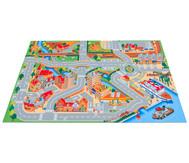 Spielmatte Hafenstadt