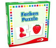 Farben Puzzle - Spiel