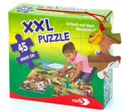 Riesenpuzzle - Auf dem Bauernhof
