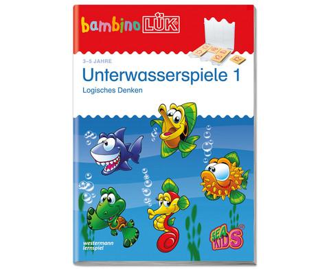 bambinoLUEK - Unterwasserspiele 1