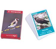Naturquartett - Heimische Vögel