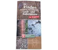 Bestimmungskarten - Rinden heimischer Laub- und Nadelbäume, 10 Stück