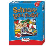 Schnapp, Land, Fluss! - Kartenspiel