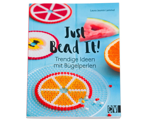 Buch Just bead it