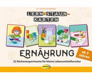 Lern- & Staun-Karten: Ernährung