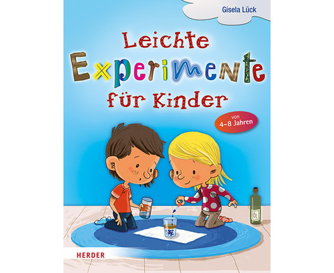 Buch Leichte Experimente fuer Kinder