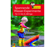 Buch: Spannende Wasser-Experimente für 3- bis 6-Jährige