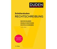 Schülerduden - Rechtschreibung und Wortkunde