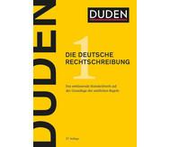 Duden - die deutsche Rechtschreibung, 27. Auflage