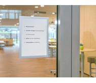 Duraframe - Selbstklebender Info-Rahmen, 2 St.
