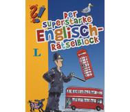 Der superstarke Englisch-Rätselblock