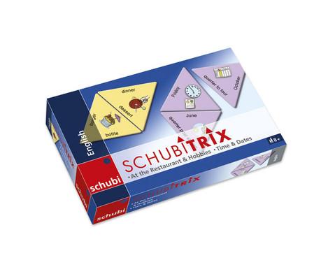 SCHUBITRIX English - At the Restaurant  Hobbies Time  Dates