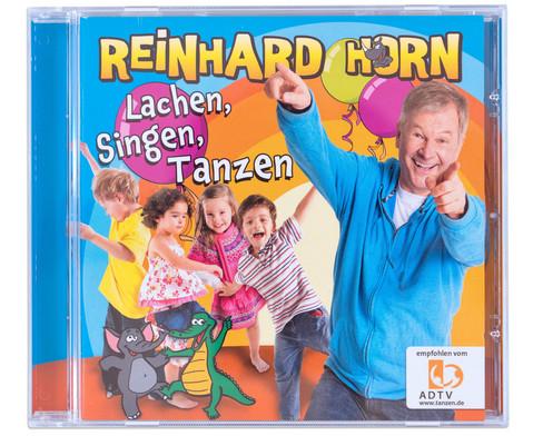 CD - Lachen Singen Tanzen