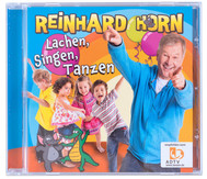 CD - Lachen, Singen, Tanzen