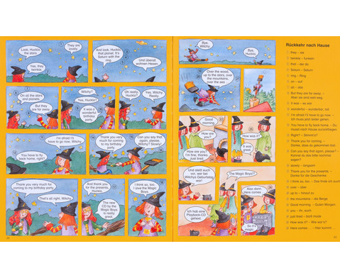 Huckla feiert Hexengeburtstag - Buch mit Audio-CD-2