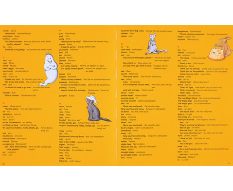 Huckla feiert Hexengeburtstag - Buch mit Audio-CD-3