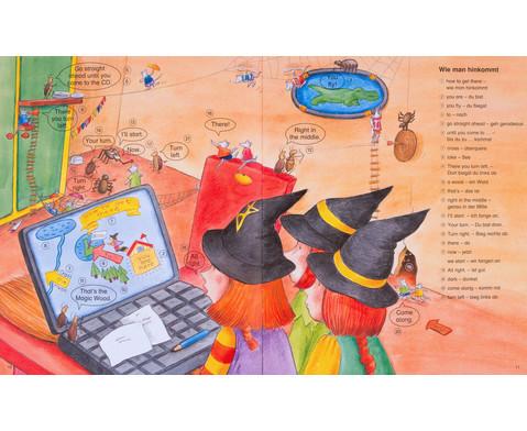 Huckla feiert Hexengeburtstag - Buch mit Audio-CD-5