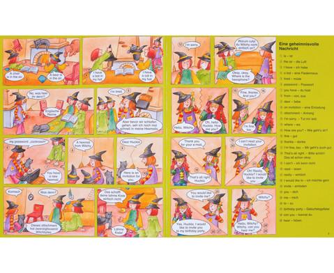 Huckla feiert Hexengeburtstag - Buch mit Audio-CD-6