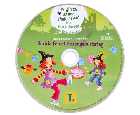 Huckla feiert Hexengeburtstag - Buch mit Audio-CD-7