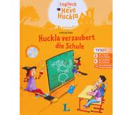 Huckla verzaubert die Schule - Englisch Buch (TING-Edition)