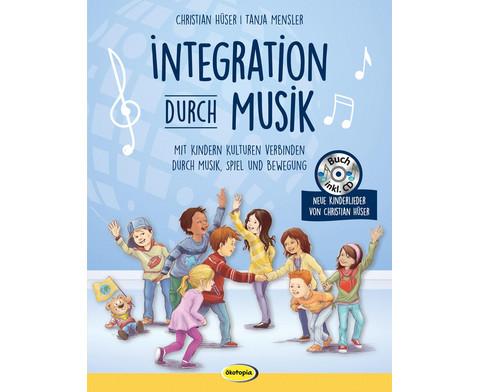 Buch Integration durch Musik