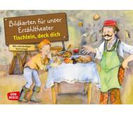 Bildkarten: Tischlein, deck dich!