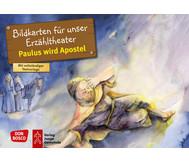 Bildkarten: Paulus wird Apostel