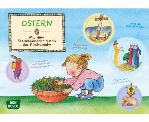 Bildkartenset Ostern