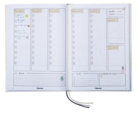 Betzold Design-Schulplaner 2018-2019 Hardcover-4