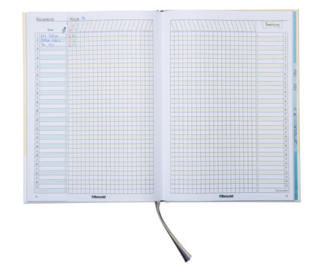 Betzold Design-Schulplaner 2018-2019 Hardcover-5