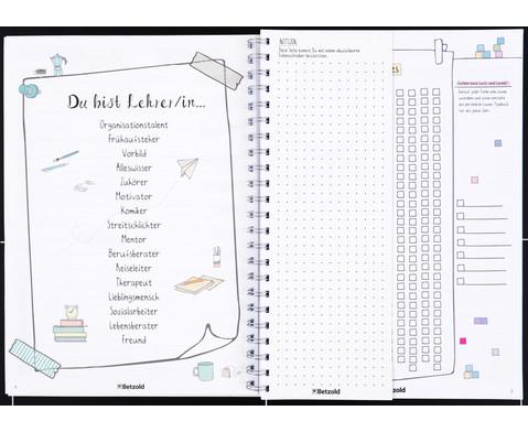 Betzold Design-Schulplaner 2018-2019 Ringbuch-10