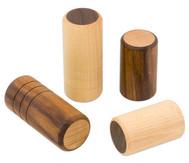 Holzshaker-Set 4 teilig