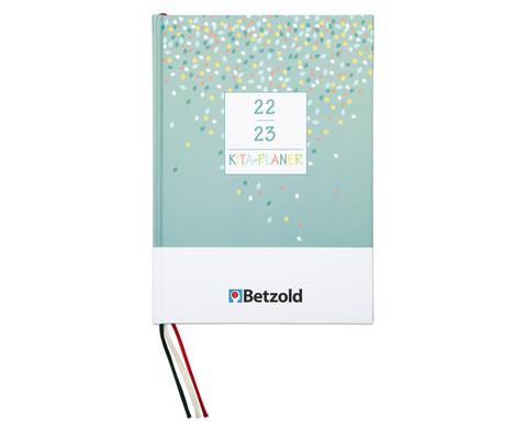 Betzold Kita-Planer 2020-2021 Hardcover DIN A4 plus