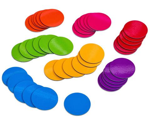 Betzold Magnet-Set bunt 42-tlg