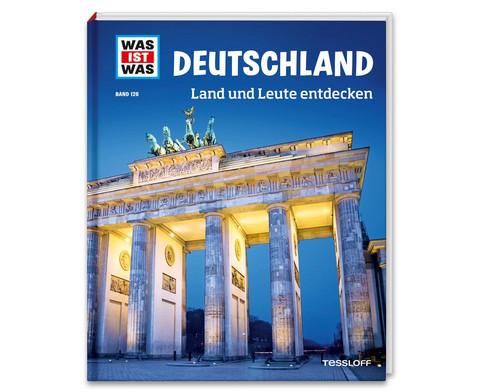 Was ist Was - Buch Deutschland