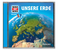 Was ist Was - Unsere Erde Hörspiel CD