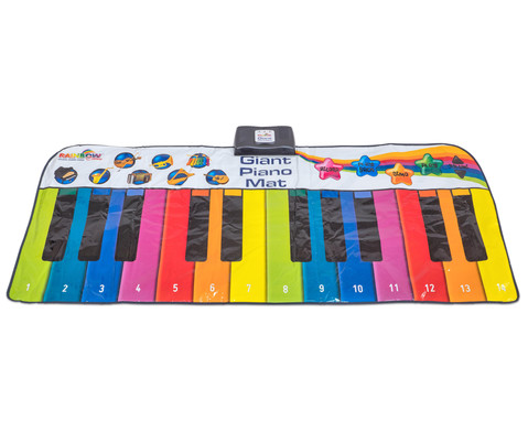 Klavier-Tanzmatte