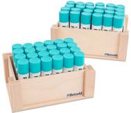 Holzkiste für Klebestifte, klein oder groß