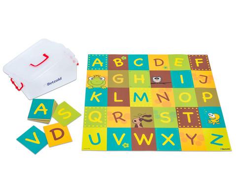 ABC - Spielplane und Karten 75 x 75 cm
