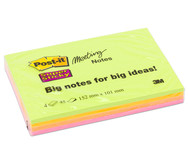 Post-it Super Sticky Big Notes, klein