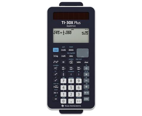 Schuelerrechner TI-30X Plus MathPrint