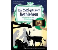 Ein Esel geht nach Bethlehem- Schattentheater-Set